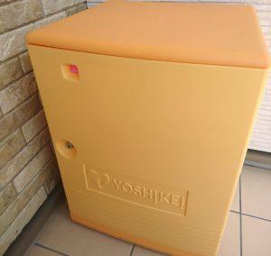 ヨシケイの宅食を入れる箱